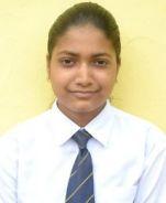 Trisha Tanushree - 10 CGPA
